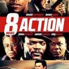 8Movie 12hr DVD Traci LORDS Samuel JACKSON Robert URICH Lou PHILLIPS Ving RHAMES