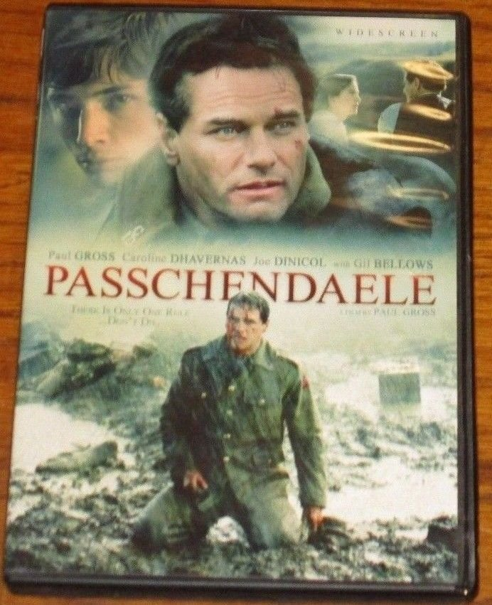4movie 6+hr DVD Firing Squad,The North Star,PASSCHENDAELE,Battle of Blood Island