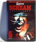 5movie DVD The Sorority Sister Slaughter,VEHEMENCE,Jamie Lee CURTIS,April COOK