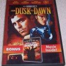 2movie From Dusk Till Dawn & Full Tilt Boogie DVD Julette LEWIS Salma HAYEK
