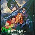 BATMAN FOREVER 122mins DVD Nicole KIDMAN Jim CAREY Tommy Lee JONES Val KILMER