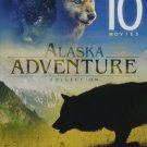 10Movie DVD Call of the Yukon,High Country Calling,Lost in Barrens,RUGGED GOLD