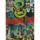 8movie DVD Mega SHARK,PIRANHA,SURVIVOR,Giant Monstor,Lindsey MCKEON Sarah LYNCH