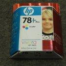 78 plus TRI COLOR ink Cartridge HP DeskJET 9300 6127 6122 3820 printer CB277AN
