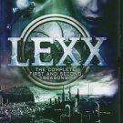 LEXX First 1 Second 2 Season series one two DVD Eva HABERMANN Xenia SEEBERG