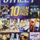 10movie 14hr DVD LookOut,MALEVOLENT,HeroicTrio,ATTICA,AlbinoAligator,Fay DUNAWAY