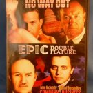 2movie No Way Out & Company Business DVD Sean YOUNG Gene HACKMAN Will PATTON