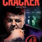 CRACKER Season Series 1 one 1st first DVD 3Disc Box Set HBO Robbie Coltrane
