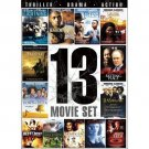 13movie DVD American Son,FRESH,Resting Place,SARAFINA,AugustKing,MOMENTUM,TSOTSI