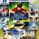 8movie DVD Earth Minus Zero,DUMBLUCK,Secret Kingdom,Boy Xray Eyes,Shape Shifter