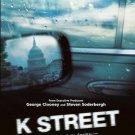 K Street 5hr DVD complete season series DVD Mary MCCORMACK MATALIN John SLATTERY