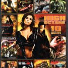 10movie DVD Good Girl Bad,DISTORTION,This Thing of Ours,PAYBACK,Treasure Raiders