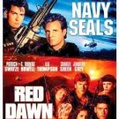 2movie color Navy Seals & Red Dawn DVD Lea THOMPSON Jennifer GREY Powers BOOTHE