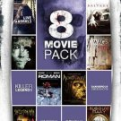 8movie DVD Live Animals,ROMAN,Bloody Mary,MORTUARY,Skeleton Man,SALVAGE,MEMORY
