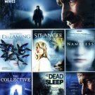 6Movie DVD Butterfly Dreaming,COLLECTIVE,Night Listener,NAMELESS,Catherine HICKS