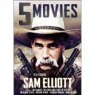 5movie 7hr DVD The Ranger,Treasure State,Prairie Fever,Pioneer Woman,Rugged Gold