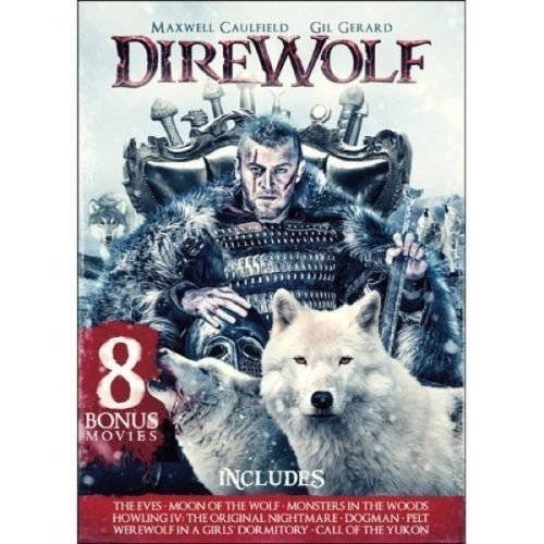 9Movie DVD The EVES,Moon of Wolf,Monsters in Woods,WereWolf a Girls Dorm,DOGMAN
