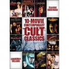 10movie DVD HowlingIV CURTAINS PromNight TRANCER JamieLee CURTIS Drew BARRYMORE