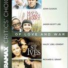 4movie 6hr+ DVD MALENA Haley OSMENT Monica BELLUCCI Jeanne MOREAU Anne PARILLAUD