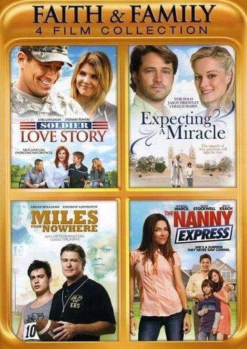 4movie DVD Stefanie POWERS Teri POLO Vanessa MARCIL Joanna GOING Lori LOUGHLIN