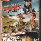 3movie DVD Burt LANCASTER Anthony QUIN Paul NEWMAN Susan CLARK Geraldine CHAPLIN
