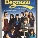 DEGRASSI Season 12 twelve DVD 960min. Dylan Everett,Sarah Fisher,Craig Arnold