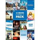10Movie DVD The Inheritance,Baker's Hawk,Little Girl Lost BURL IVES Jaclyn SMITH