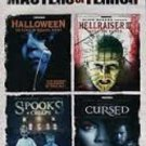 4movie DVD Alice COOPER Wes CRAVEN Clive BARKER Christina RICCI Donald PLEASENCE