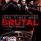 4Movie DVD BRUTAL - Valerie BAUER Katherine MESA Tisha TINSMEN Michael IRONSIDE
