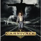 CARNIVALE 12hr 6disc DVD SECOND SEASON 2 TWO Amy MADIGAN Clea DUVALL John SAVAGE