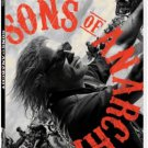 SONS OF ANARCHY 9hrs+ DVD SEASON 3 three third series Katey SAGAL Kurt SUTTER