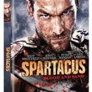 SPARTACUS blood sand 11hrs+ DVD first season one 1st Lucy LAWLESS Peter MENSAH
