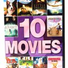 10Movie 13hr DVD Little Unicorn,NICO,Seeker Fetch,CHIHUAHUA,Emma SAMMS Moli HALL