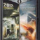 2movie 2012 DOOMSDAY & APOCALYPSE DVD Kristen QUINTRALL Jill STAPLEY Ami DOLENZ