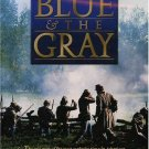 THE BLUE & THE GRAY 3disc DVD Geraldine PAGE Colleen DEWHURST Sterling HAYDEN
