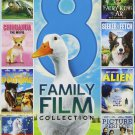 8movie DVD Shelley LONG Kevin ZEGERS Justin COOPER Ernest BORGNINE Julie HAGERTY