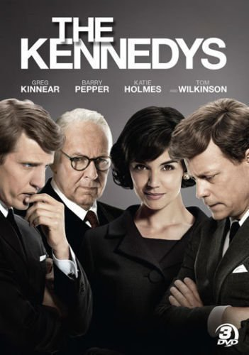 THE KENNEDYS miniseries 6hrs+ DVD Katie HOLMES Diana HARDCASTLE Kristin BOOTH