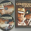LONESOME DOVE 373min. DVD Anjelica HUSTON Steve BUSCEMI Diane LANE Danny GLOVER