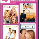 4movie DVD Heather LOCKLEAR Hilary DUFF Monica PORTER Kirsten DUNST Paul BETTANY