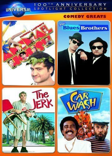 4movie 7hr DVD Verna BLOOM Cab CALLOWAY Carrie FISHER Catlin ADAMS George CARLIN