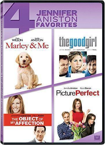 4movie 7hrs+ DVD Jennifer ANISTON Owen WILSON Paul RUDD Kevin BACON John PANKOW