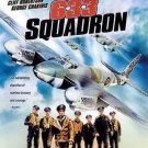633 Squadron DVD Cliff ROBERTSON George CHAKIRIS Maria PERSCHY Harry ANDREWS