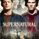 SUPERNATURAL season 4 fourth 6disc DVD Helen Slater,Alexa Nikolas,Mandy Playdon