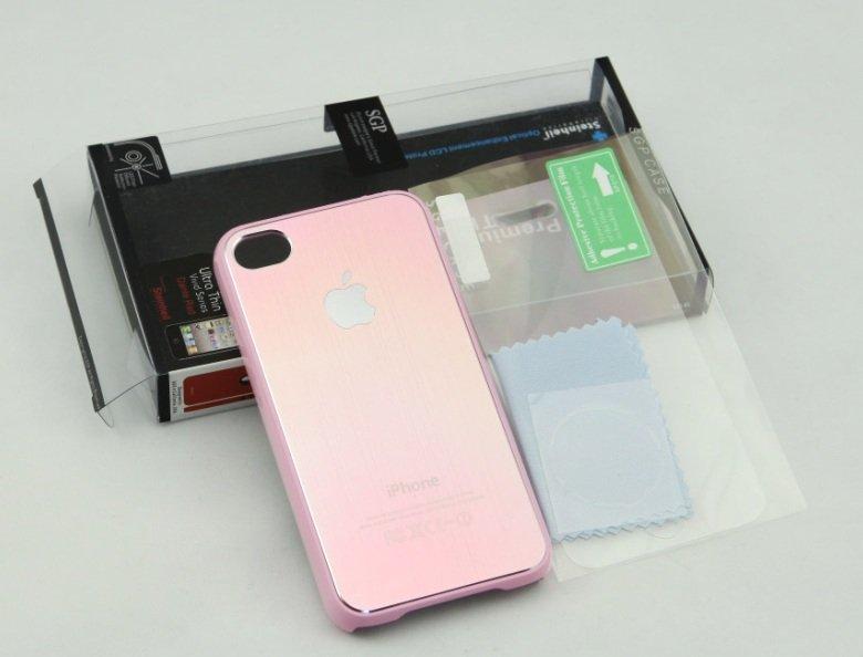 iPhone4 case SGP (PINK)