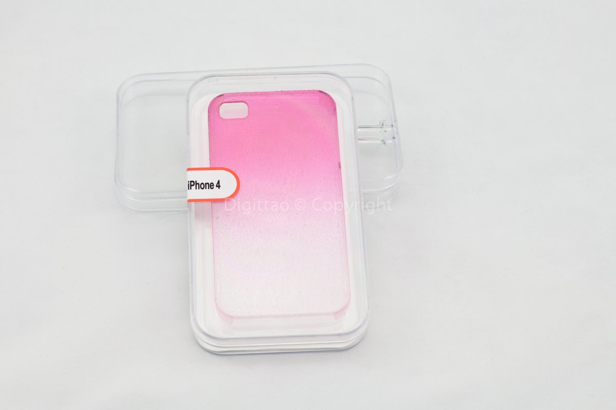 iPhone cases WaterDrops classic (FUCHSIA)