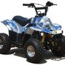 90cc ATV Four Wheeler Quad