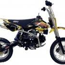 124cc Dirt Bike Pit Bike