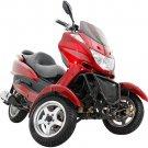 150cc Trike Scooter