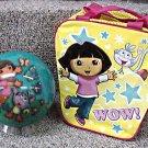 Dora the Explorer Bowling Ball & Bag