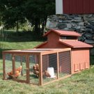 Poultry Coop and Run